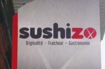 Sushizo – Enseigne perpendiculaire
