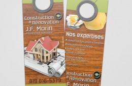 JF Morin – Accroche-porte