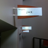 Maison des Art Desjardins – Signalisation
