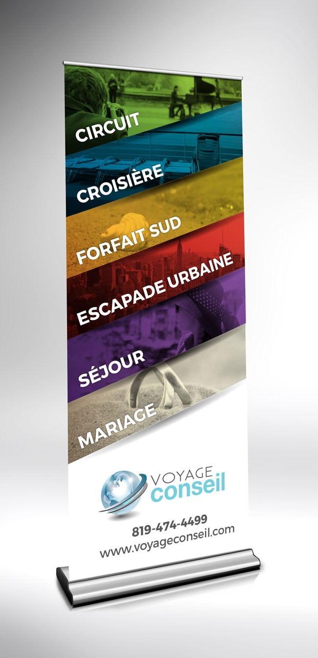 Voyage Conseil – Roll-up