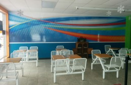 Méli Mélo – Murale décorative