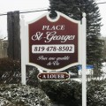 poteauPLACE ST-GEORGES