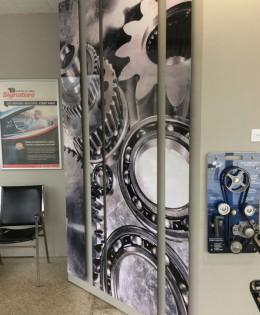 Auto Spécialité – Décoration Mural